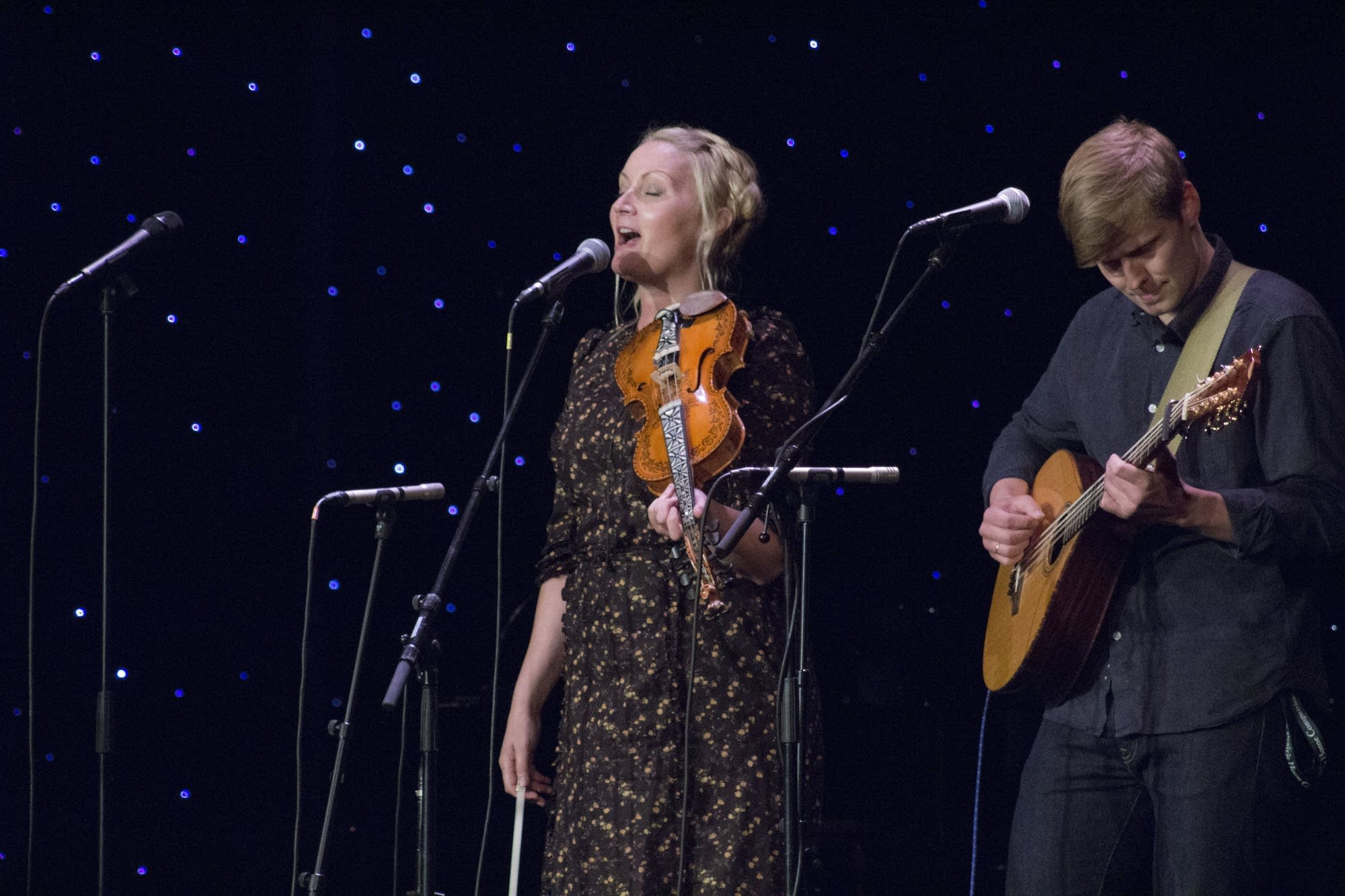 Invergordon - 07 - Sigrid and Torbjorn