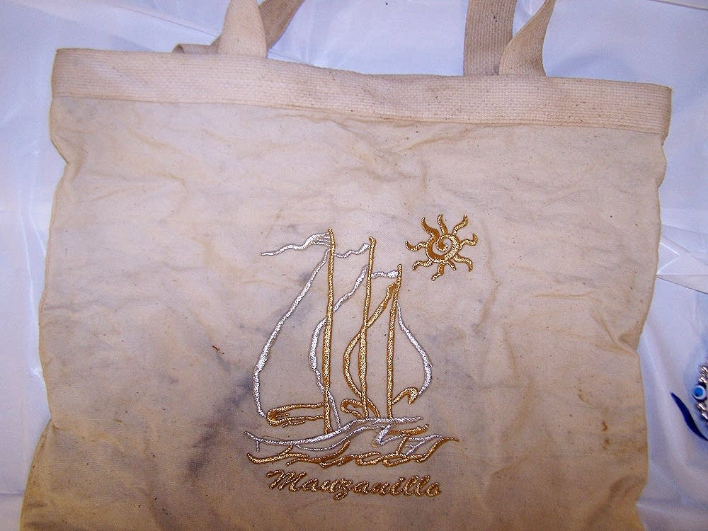 """Manzanillo"" bag"