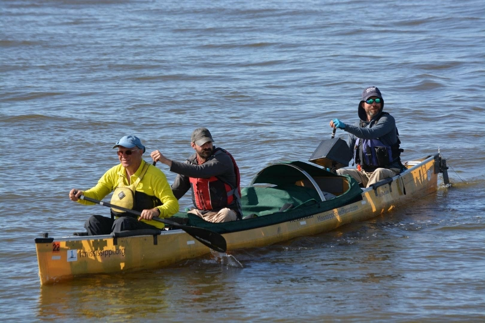 New World Record Set On Mississippi River But For How Long Mpr News