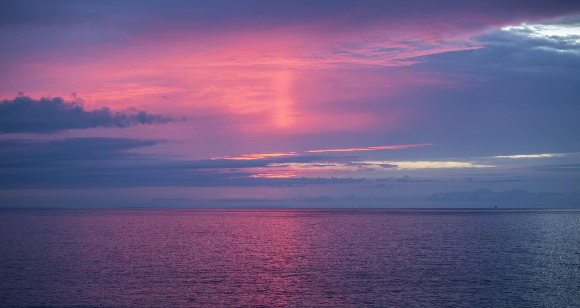 Invergordon - 23 - Sunset 2
