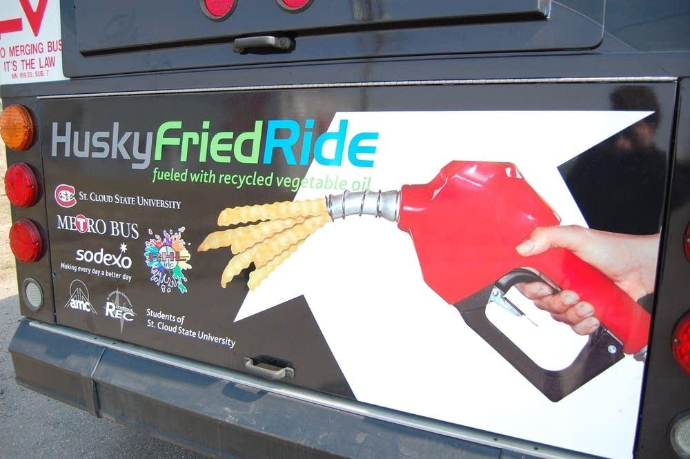 Husky Fried Ride