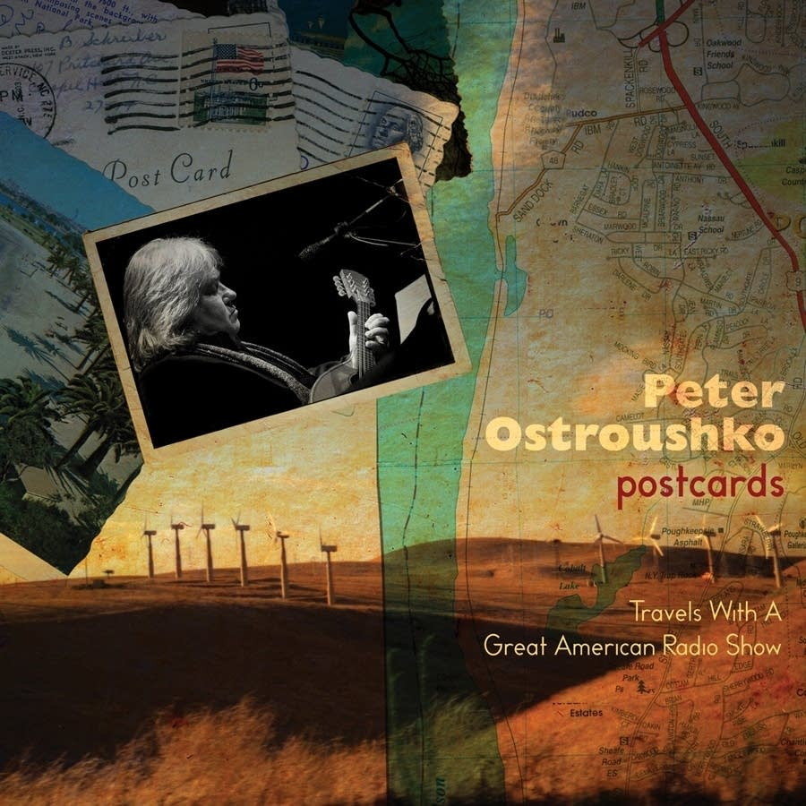 Peter Ostroushko's new CD