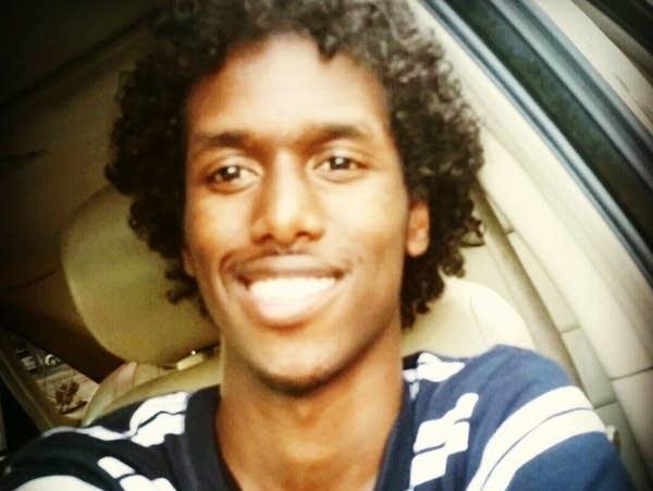 Guled Omar in June 2014
