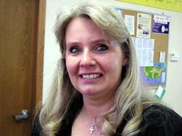 Teacher Sheila Horn