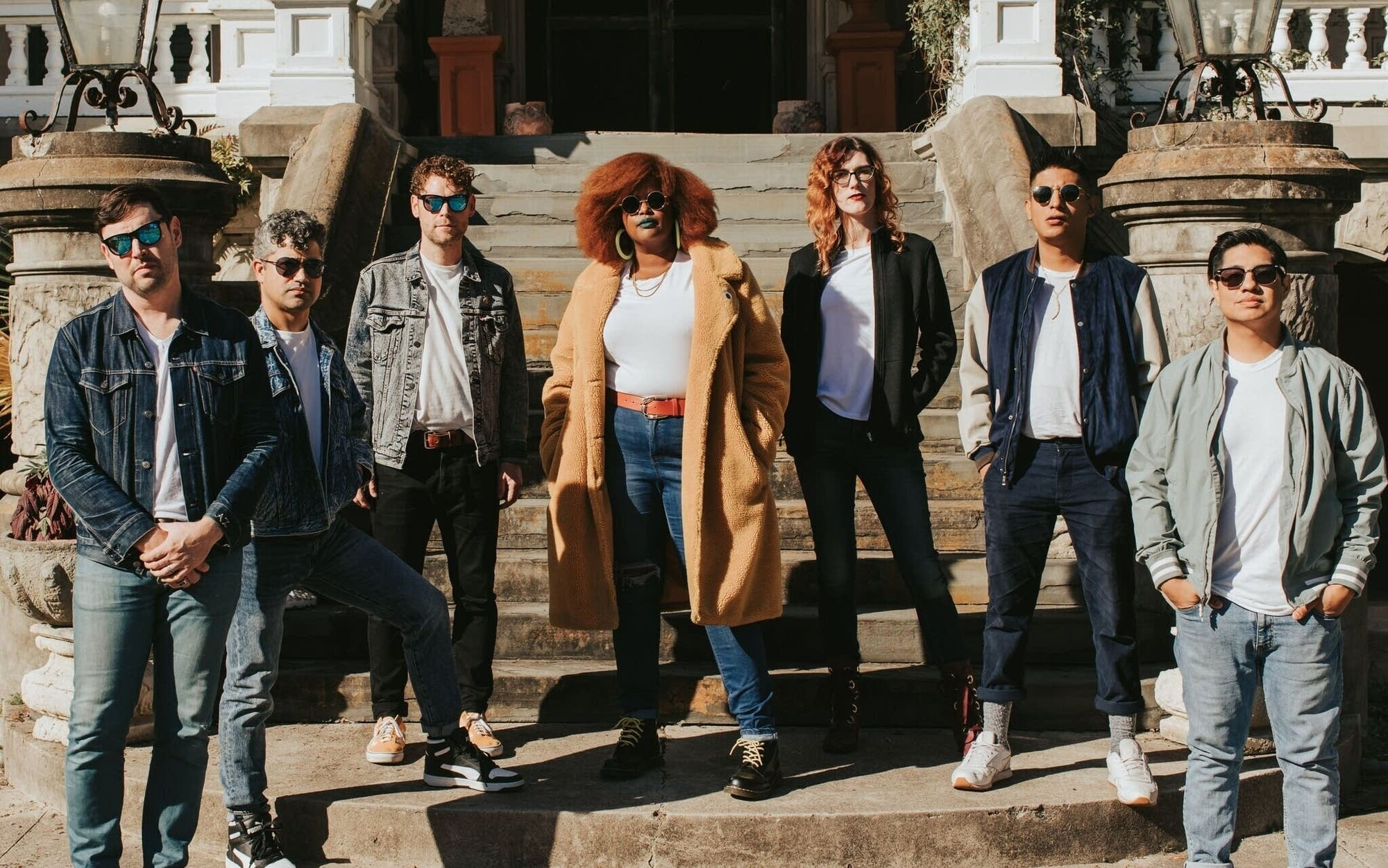 The Suffers band photo