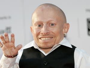Actor Verne Troyer at the 2009 Toronto International Film Festival.
