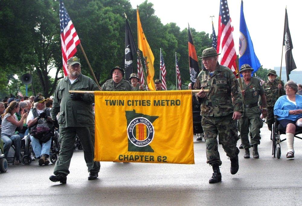 Vetaran march