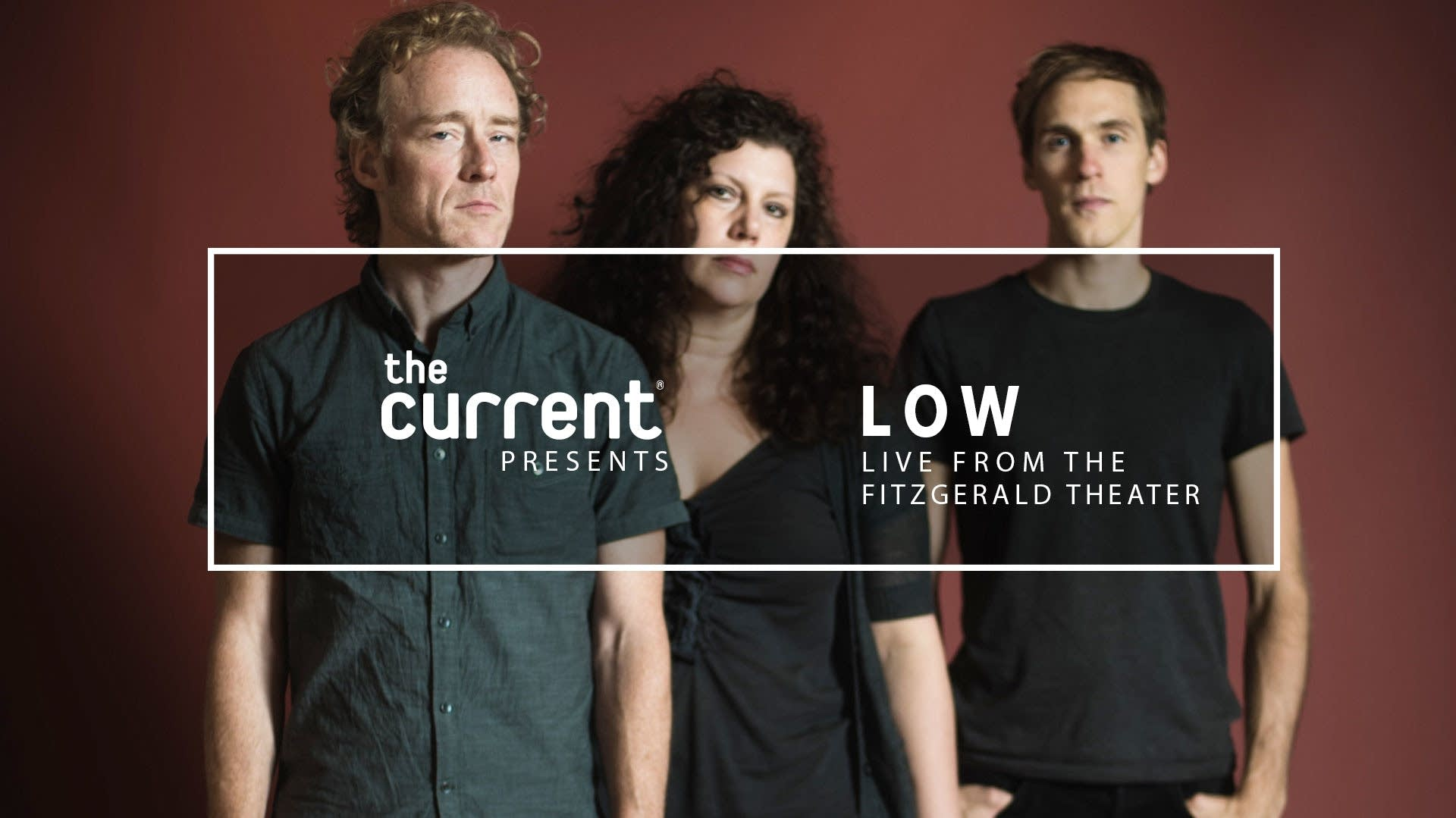 Low Live at the Fitzgerald Theater slate