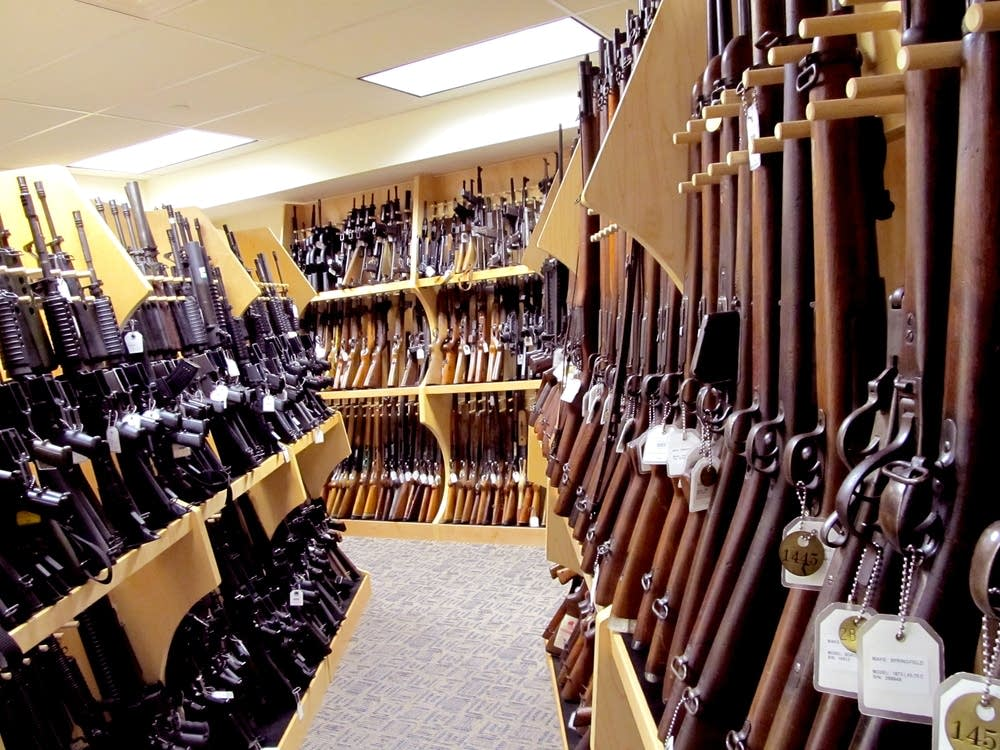 ATF's firearm library