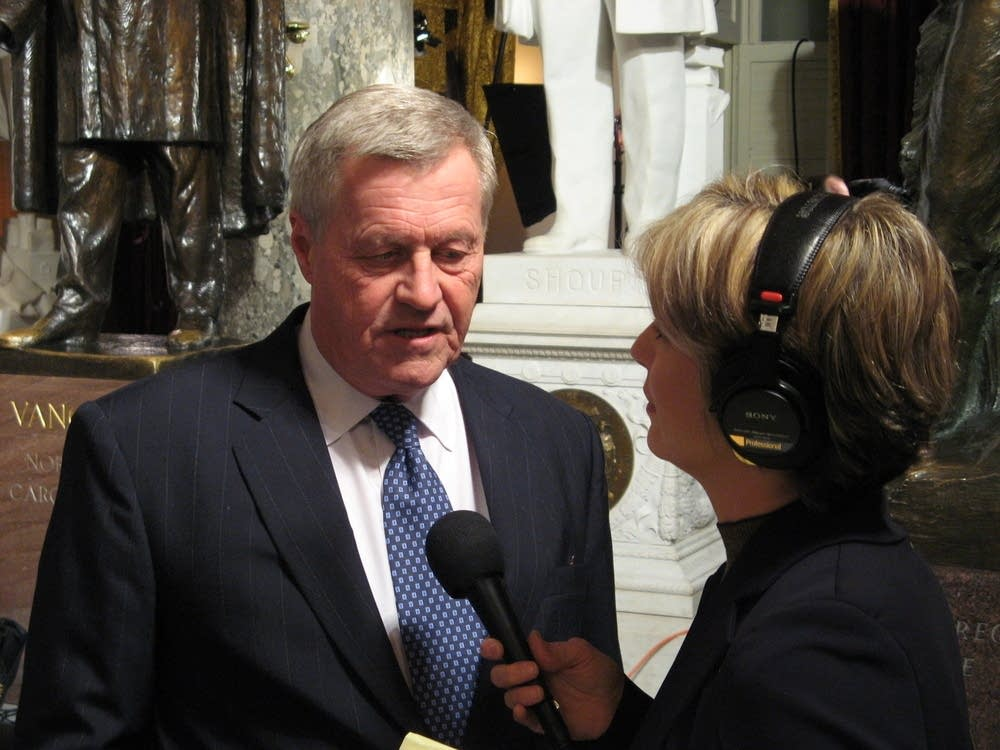 U.S. Rep. Collin Peterson, DFL-Minn.