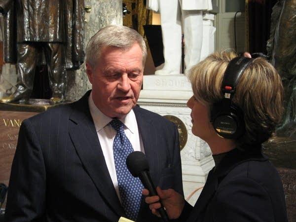 U.S. Rep. Collin Peterson, DFL-Minn.
