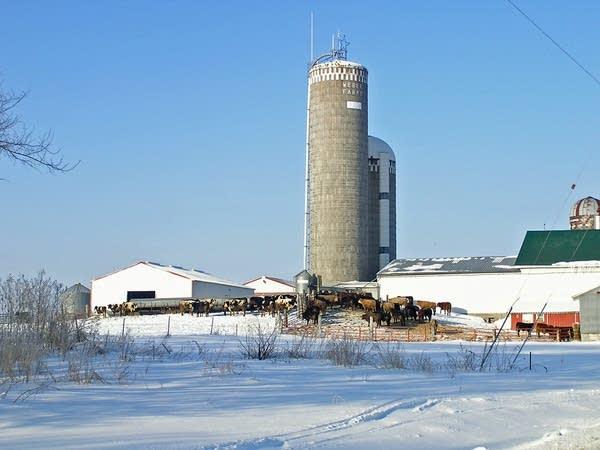 Few farms remain