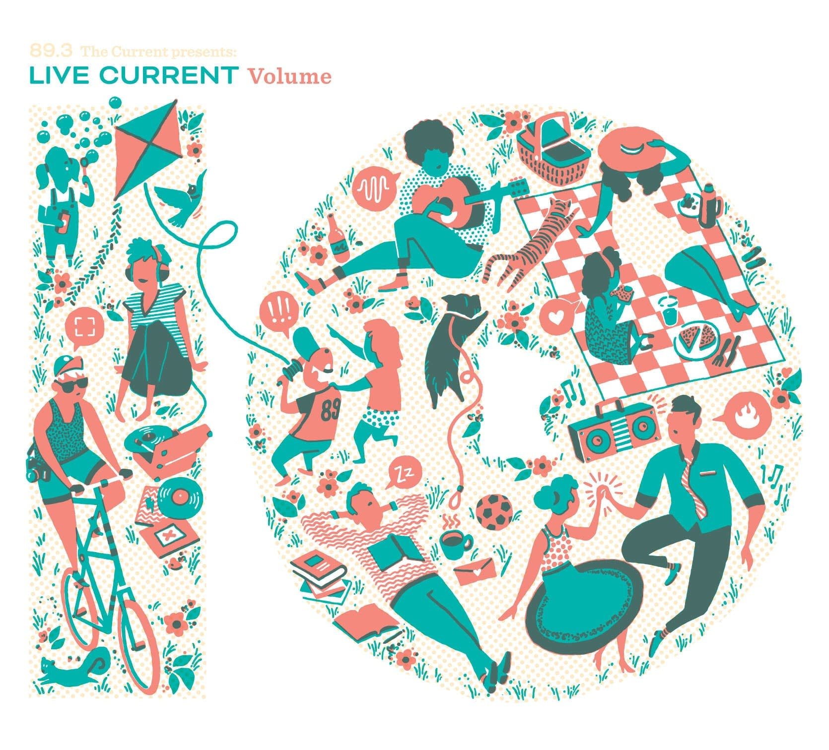 Live Current Volume 10