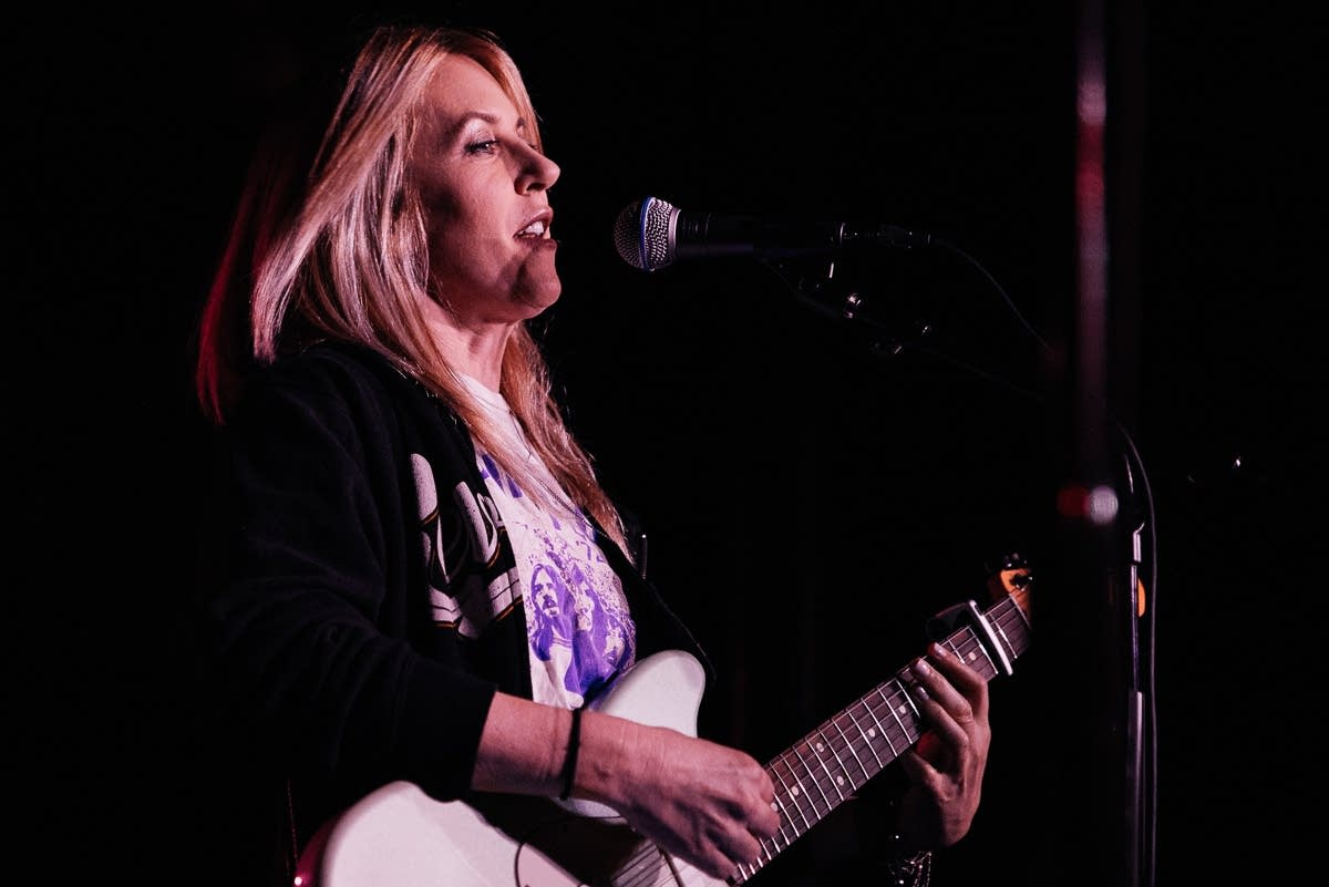 Liz Phair performs at the Turf Club in St. Paul