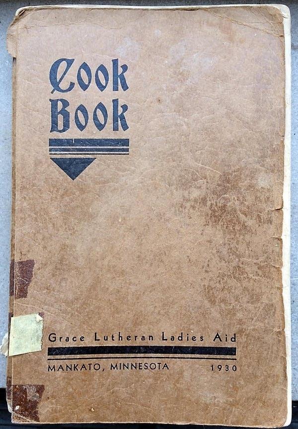 Grace Lutheran Church Ladies Aid cookbook