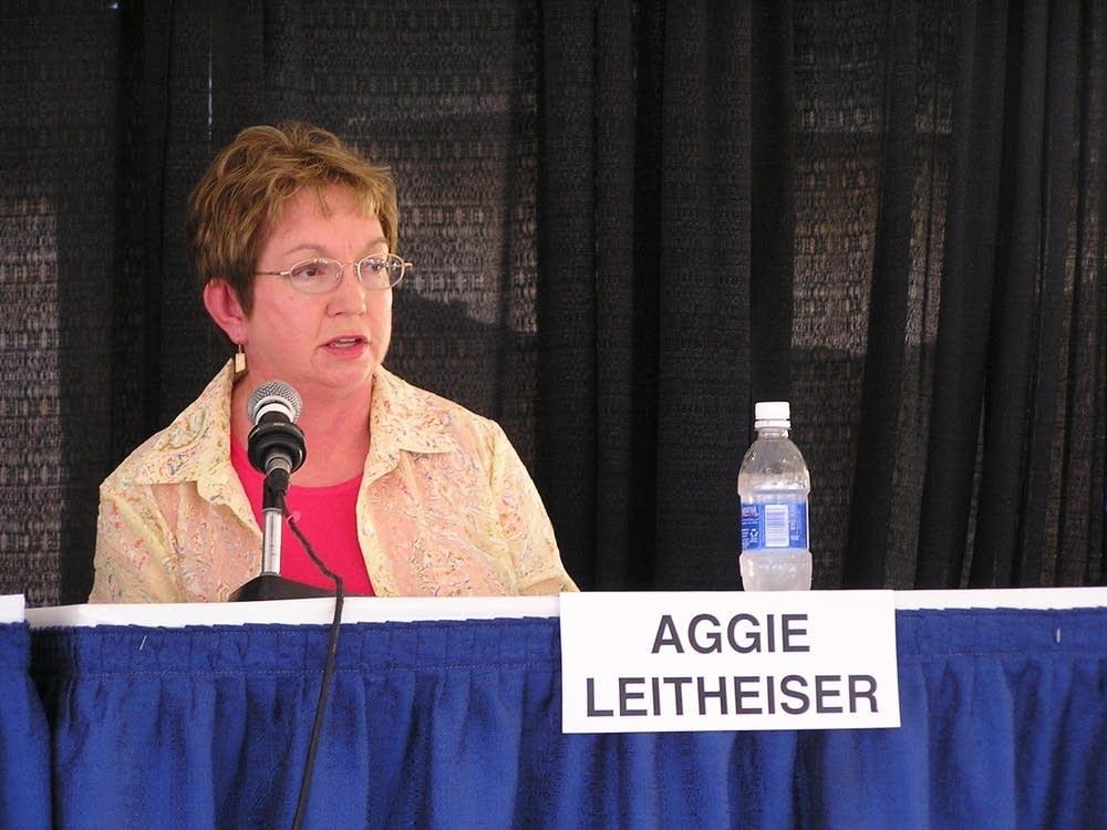Aggie Leitheiser