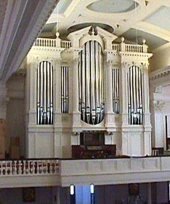 2001 C.B. Fisk at Saint James Episcopal, Richmond, VA