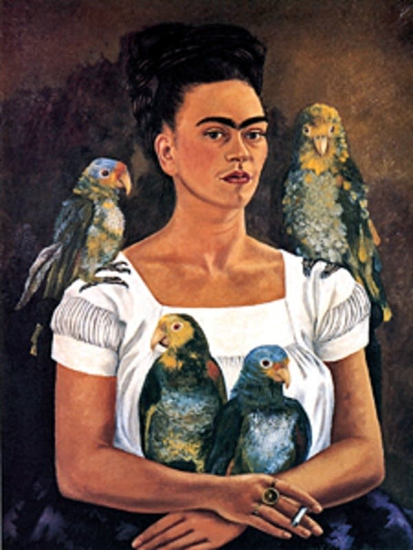 """Me and My Parrots"""