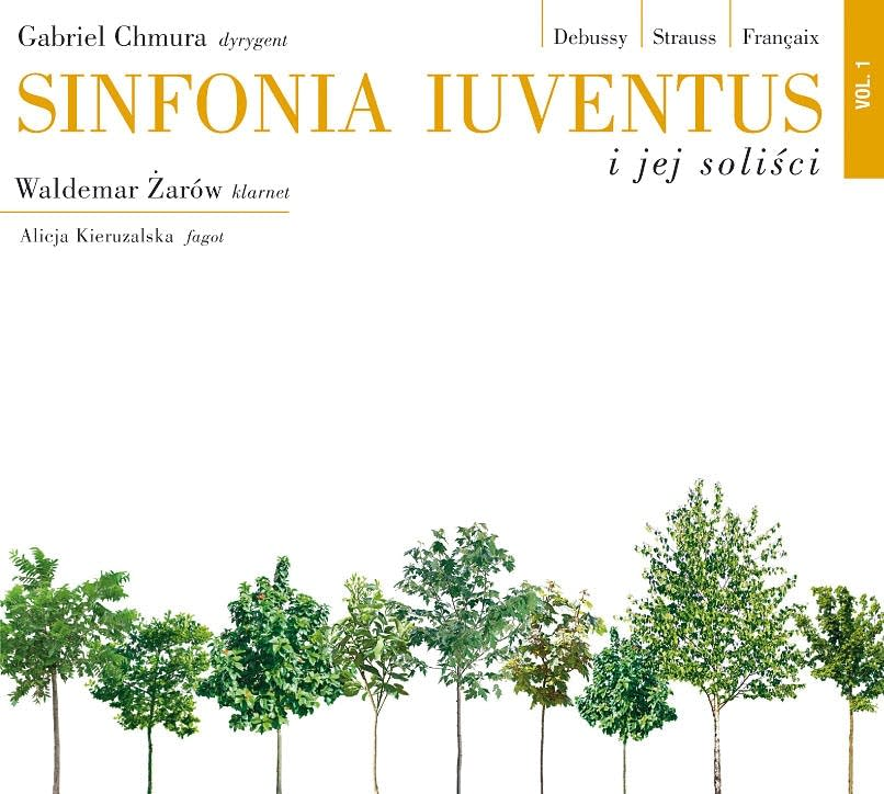 Sinfonia Juventus and its Soloists, Vol. 1