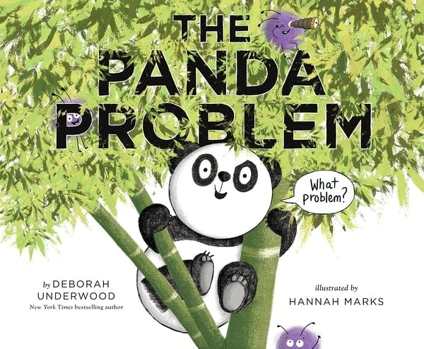 Julie's Library: Panda Problem