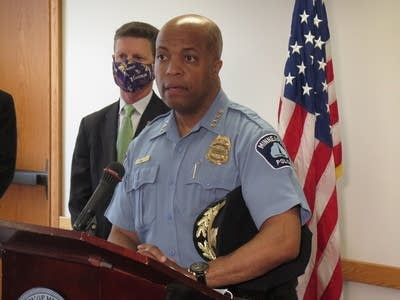 Minneapolis police Chief Arradondo said to be one of several finalists for San Jose job