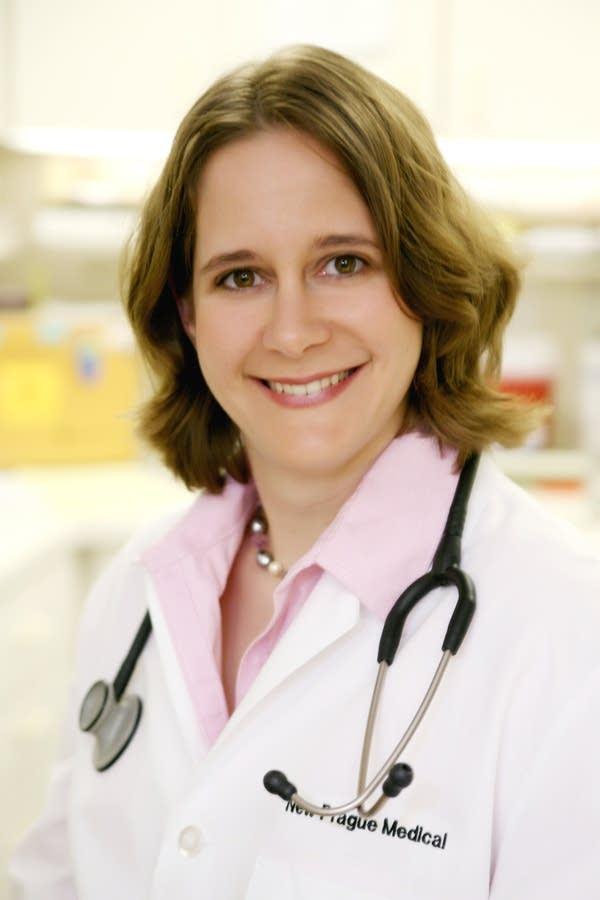 Dr. Elizabeth Hebl