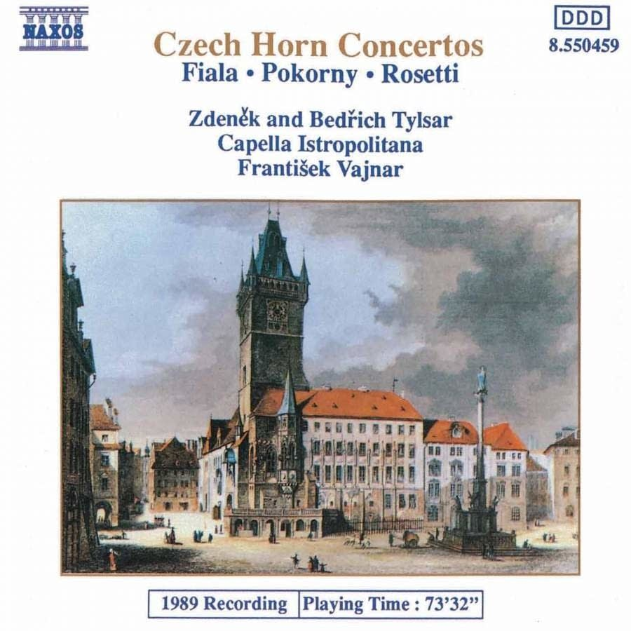 Antonio Rosetti - Concerto for 2 Horns: II. Romance