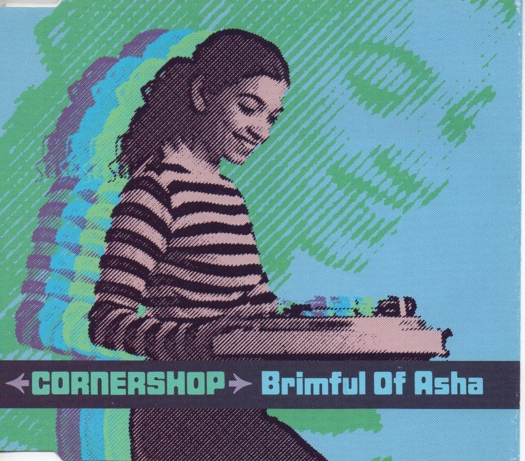 Cover Art Cornershop Brimful of Asha