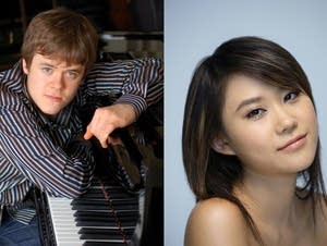Benjamin Grosvenor and Yuja Wang