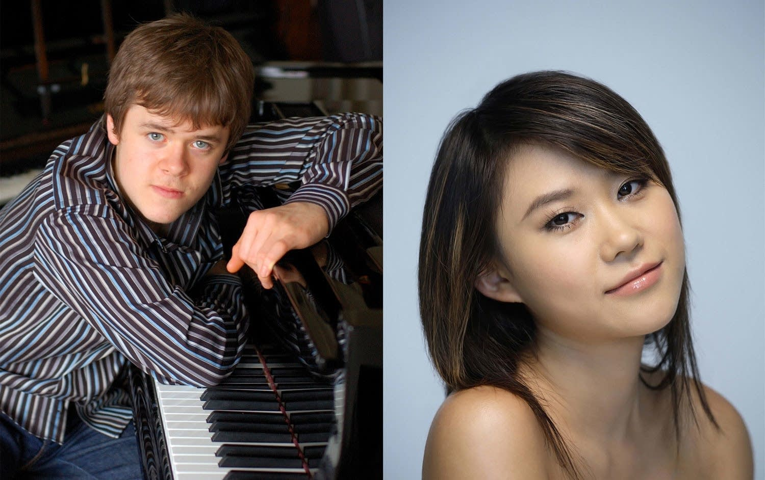 Benjamin Grosvenor and Yuja Wang