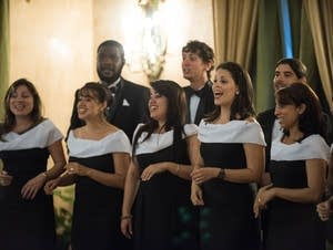Cuban choir, Coro Entrevoces