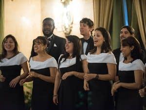Cuban choir, Coro Entrevoces