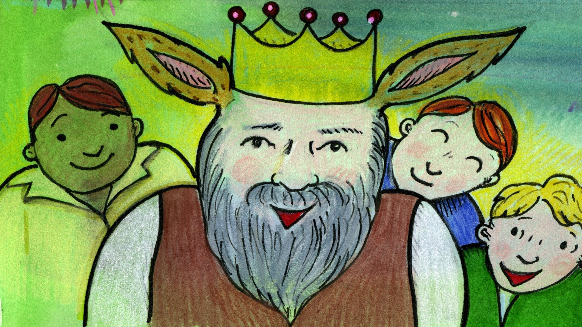 Classical Kids Storytime: The King with Donkey Ears
