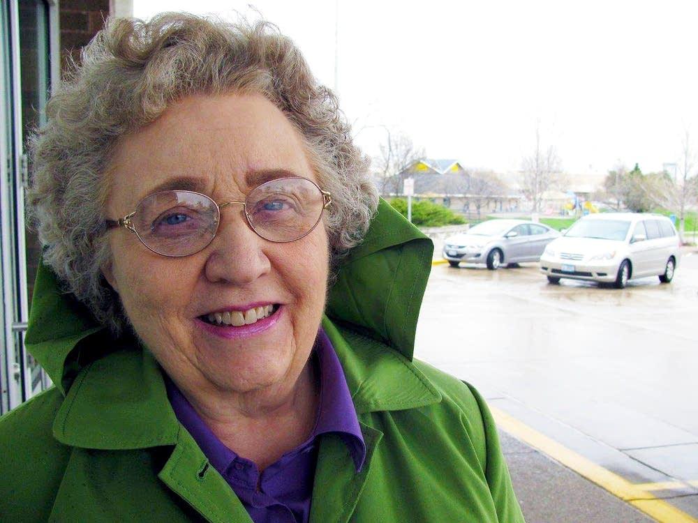 Ellen Olson of Eden Prairie