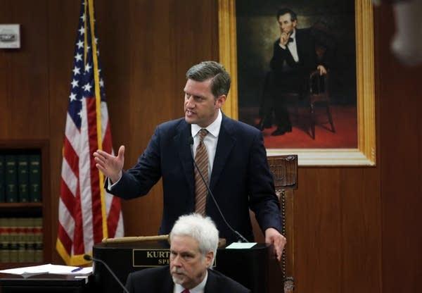 House Speaker Kurt Daudt