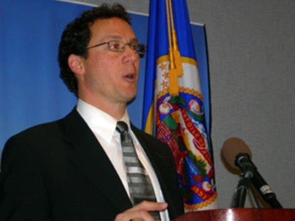 Sen.-elect Ron Latz