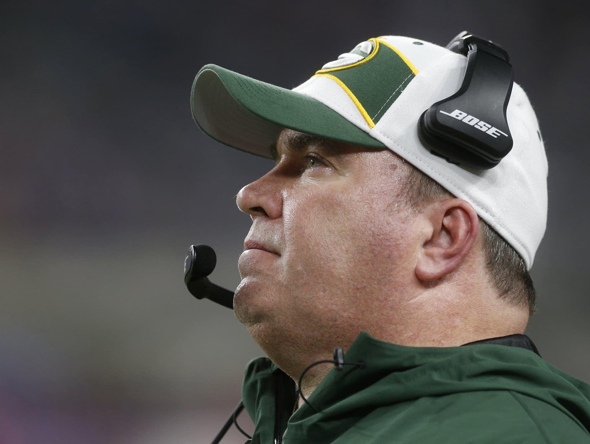 9b91d614321 Green Bay Packers fire coach Mike McCarthy