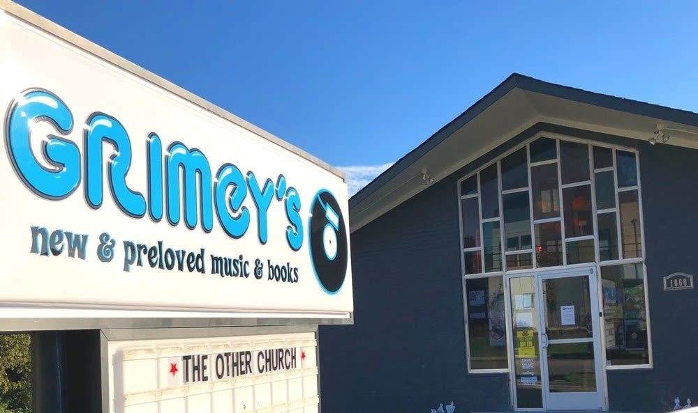 Grimey's New and Preloved Music in Nashville, Tenn.