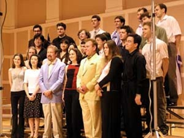 Piano-e contestants