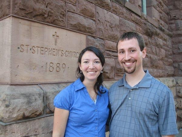 Maria and Jon Doty