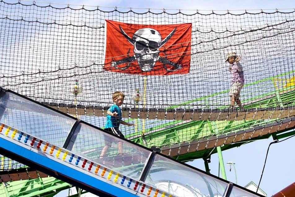 Pirates on the Kidway