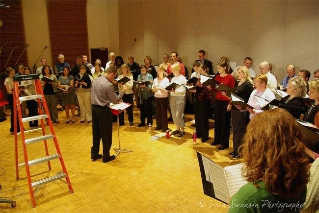 National Lutheran Choir and Cantus
