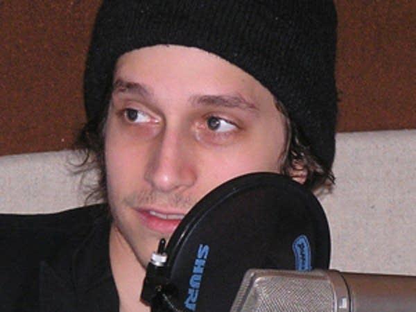 Dave Hamelin of the band The Stills