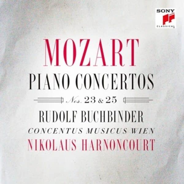 Mozart Piano Concertos - Buchbinder