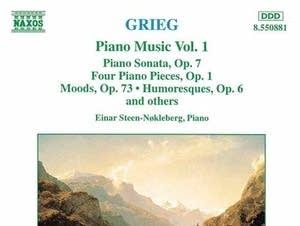 Edvard Grieg - Moods: Student's Serenade