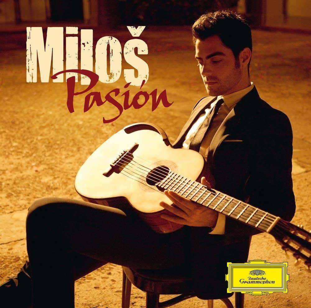 Miloš Karadaglić, guitar - Pasion