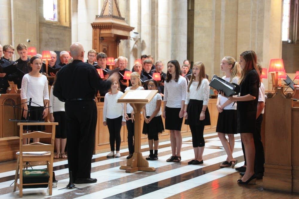 Normandale Choir