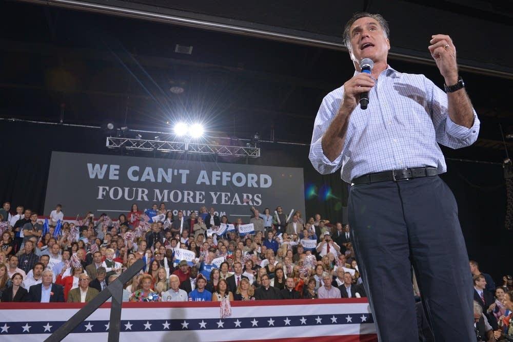 Romney in Toledo
