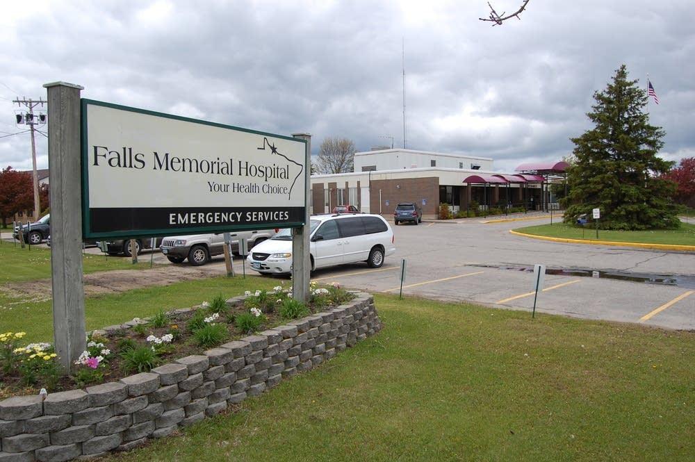 International Falls' hospital