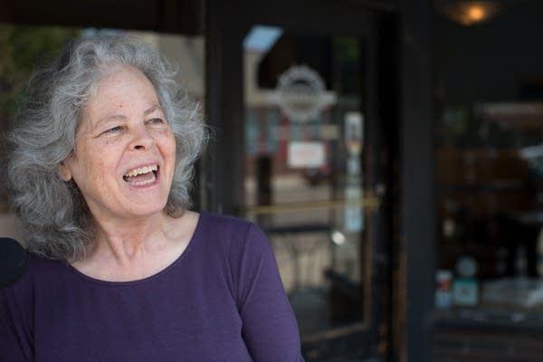 Book House owner Kristen Eide Tollefson